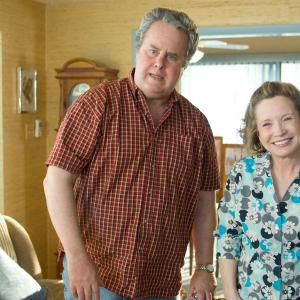 Still of Adam LeFevre and Debra Jo Rupp in She's Out of My League (2010)