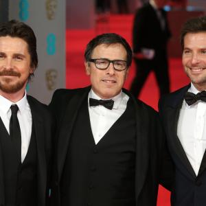 Christian Bale, Bradley Cooper, David O. Russell