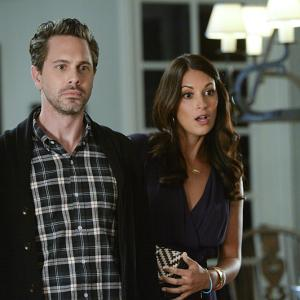 Thomas Sadoski, Angelique Cabral