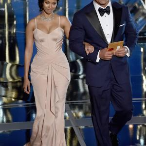 Dwayne Johnson, Zoe Saldana