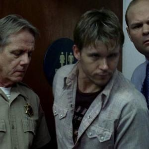 Chris Bauer, Ryan Kwanten, William Sanderson