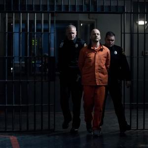 Still of Aaron Douglas, Peter Sarsgaard and Billy Henderson in Zmogzudyste (2011)