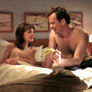 Still of Peter Sarsgaard and Carey Mulligan in An Education (2009)