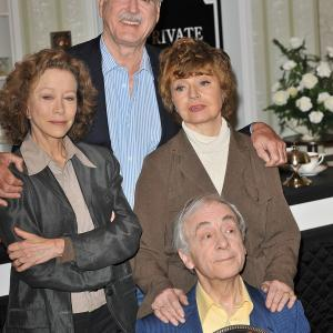 John Cleese, Connie Booth, Andrew Sachs, Prunella Scales