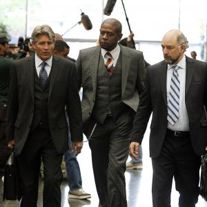 Still of Eric Roberts Forest Whitaker and Richard Schiff in Criminal Minds Suspect Behavior 2011