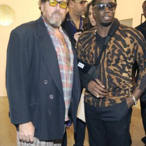 Sean Combs, Julian Schnabel