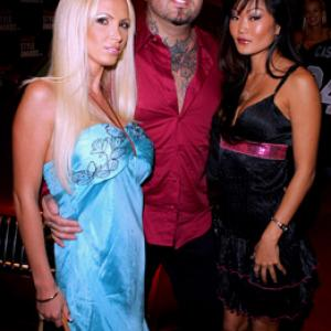 Evan Seinfeld, Lucy Lee, Nikki Benz