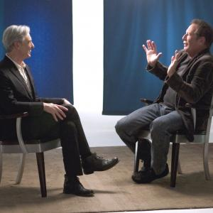 Garry Shandling, David Steinberg