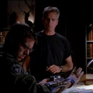 Richard Dean Anderson, Michael Shanks