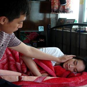 Still of Qi Shu and Ye Liu in Mei li ren sheng (2011)