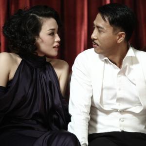 Still of Qi Shu and Donnie Yen in Jing wu feng yun: Chen Zhen (2010)