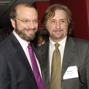 Joey Parnes and Ron Silver