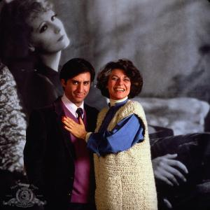 Still of Anne Bancroft and Ron Silver in Garbo Talks (1984)