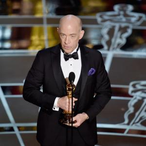 JK Simmons at event of The Oscars 2015