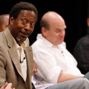 Clarke Peters, David Simon