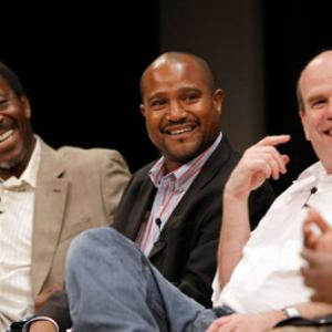 Seth Gilliam, Clarke Peters, David Simon