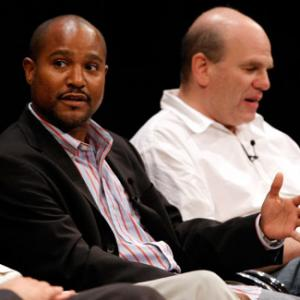 Seth Gilliam, David Simon