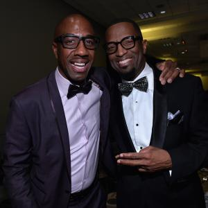 Rickey Smiley, J.B. Smoove