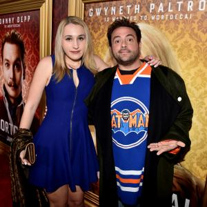 Kevin Smith, Harley Quinn Smith
