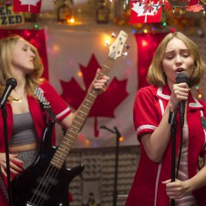 Harley Quinn Smith, Lily-Rose Melody Depp