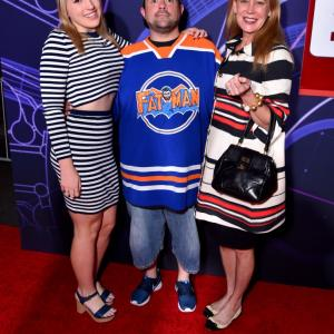 Kevin Smith, Jennifer Schwalbach Smith, Harley Quinn Smith