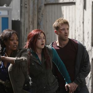 Kellita Smith, Michael Welch, Anastasia Baranova