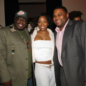 Anthony Anderson, Cedric the Entertainer, Kellita Smith
