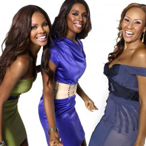 Kiki Haynes, Tasha Smith, Crystle Stewart
