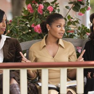 Janet Jackson, Sharon Leal, Tasha Smith