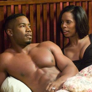 Tasha Smith, Michael Jai White