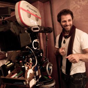 Still of Zack Snyder in Nelauktas smugis (2011)
