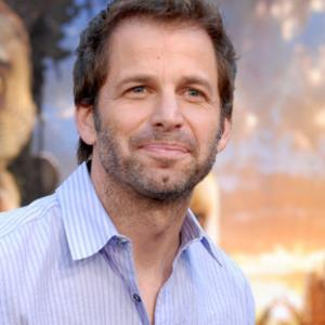 Zack Snyder at event of Legend of the Guardians: The Owls of Ga'Hoole (2010)