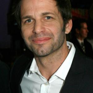 Zack Snyder at event of Watchmen (2009)