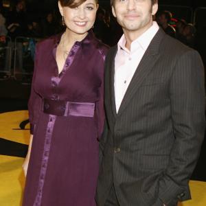 Zack Snyder and Deborah Snyder at event of Watchmen (2009)