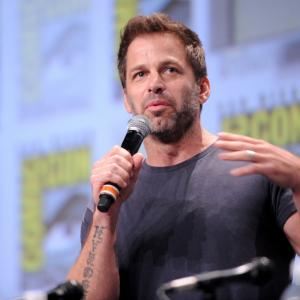Zack Snyder at event of Batman v Superman: Dawn of Justice (2016)