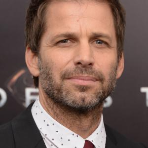 Zack Snyder at event of Zmogus is plieno (2013)