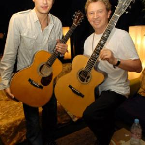 Andy Summers, John Mayer