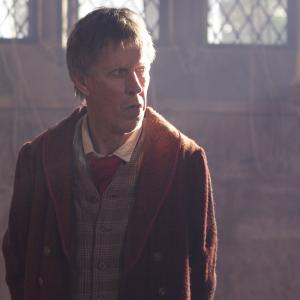 Bruce Spence as Divinity's 'Gatekeeper'.
