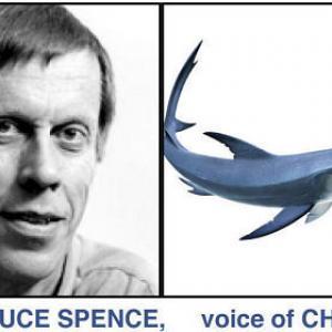 Bruce Spence in Zuviukas Nemo (2003)