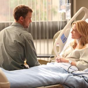Still of Jesse Spencer and Julie Mond in Hausas 2004