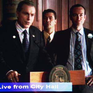 Showtime's BROTHERHOOD as Mayor Frank Panzerella