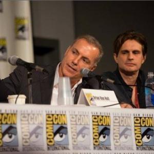 Comic Con panel for