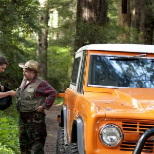 Still of Frank Ashmore and Drew Rausch in Bigfoot The Lost Coast Tapes 2012