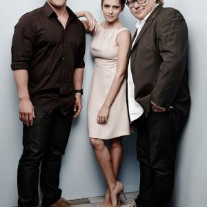 Kriv Stenders Luke Hemsworth and Teresa Palmer at event of Kill Me Three Times 2014
