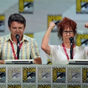 John Michael Higgins, Mindy Sterling