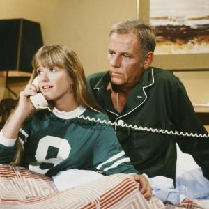 Kim Richards, McLean Stevenson