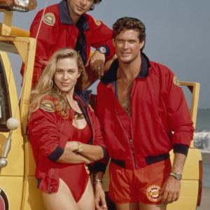 David Hasselhoff, Parker Stevenson, Shawn Weatherly