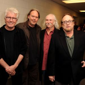 David Crosby, Graham Nash, Stephen Stills, Neil Young