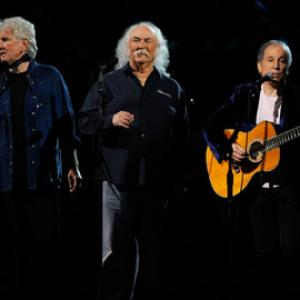 David Crosby, Paul Simon, Stephen Stills