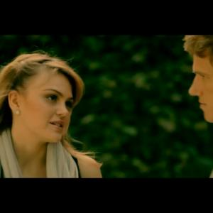 Opposite Aimee Teegarden, in the trailer for Ruling Class, directed by Tom Oesch.
